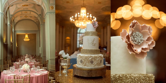 biltmore+atlanta+hotel+cake+decor+style+reception